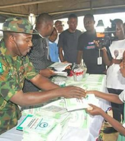 Army Day Celebration: Drop Guns, Embrace Pen, Stakeholders Charges Niger Delta Youths