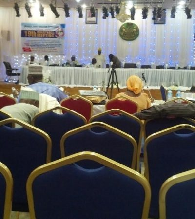 Minister Of State For Education Stalls UBEC/SUBEB Meeting In Delta