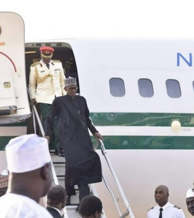 I Spoke With The Presidency, Buhari 'll Soon Return – NANS President