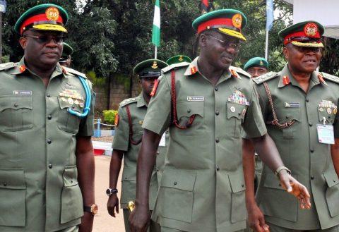 Buratai: Walking Encyclopedia Of Military Strategies – By Esther Okpabi
