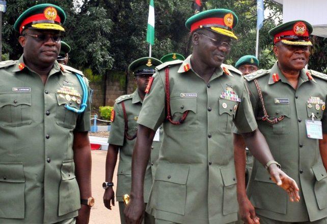 Memories Of Buratai, Nigerian Army At TheNigerian Awards – By Kasha Iliya