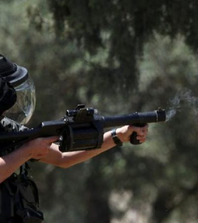 Israeli Forces Shoot Palestinian Gunman Dead: Army
