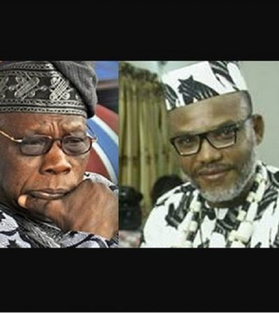 IPOB Speaks On Obasanjo's Call To Assassinate Nnamdi Kanu