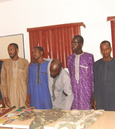 Police Arrest Notorious Kidnappers Along Abuja/Kaduna Highway