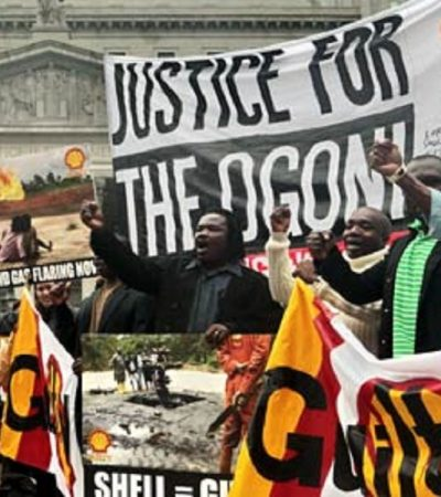 MOSOP Condemns Shell-backed Extrajudicial Killings in Ogoniland