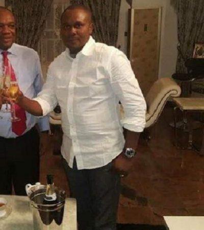 """Orji Uzor Kalu Up To No Good Again, Accuses Orji Of Wanting Buhari Impeached"""