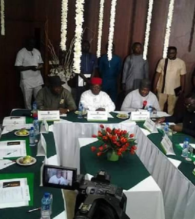 South-South Govs Pledge To Protect, Promote N/Delta Interest