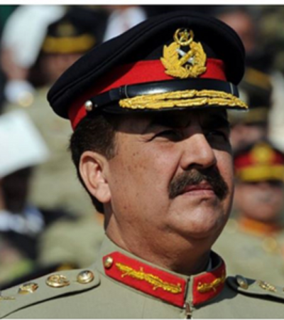 "Where is ""The Islamic Military Alliance"" Commander-in-Chief Raheel Sharif ?"