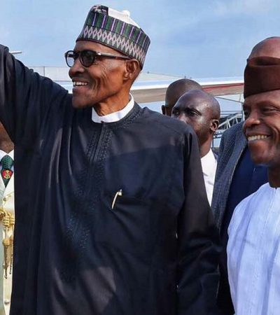 President Buhari Receives Briefing, Delighted At Improving State Of The Economy