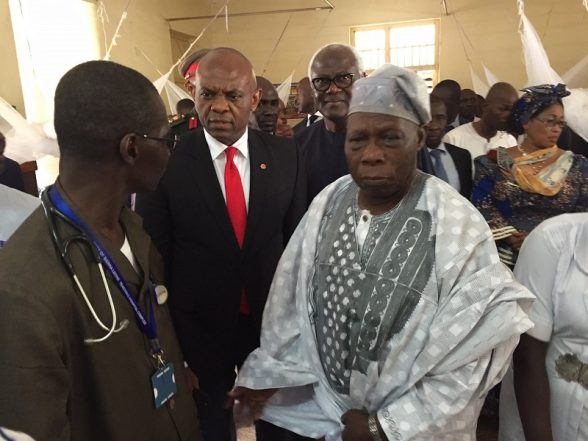 How Obasanjo Destroyed Nigeria