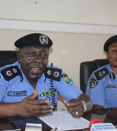 Delta Police Commissioner Rubbishes PPRO Before Journalists