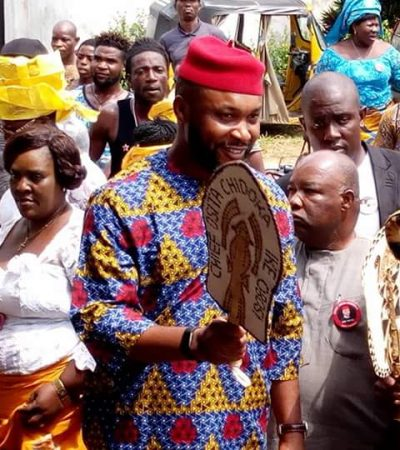 "Anambra Guber ""We Are Working Hard To Win""- Chidoka Campaign"