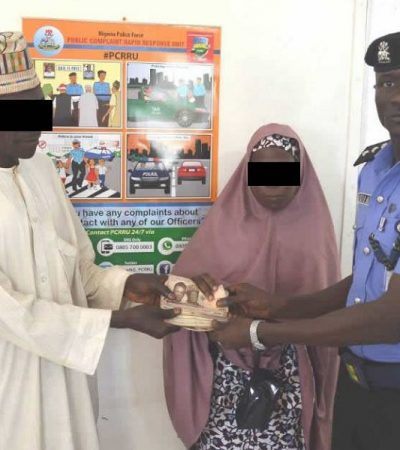 Fake Policeman/Court Official Arrested In Kano For Collecting N100,000 Bail Money From Mother Of A Suspect