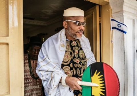 """""""We Condenm Swiss Embassy In Abuja For Denying Kanu's Family Visa"""" – IPOB"""