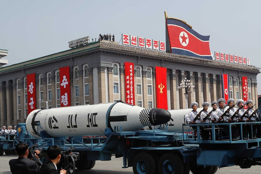 North Korea Fires Another Missile Over Japan As Tensions Mount
