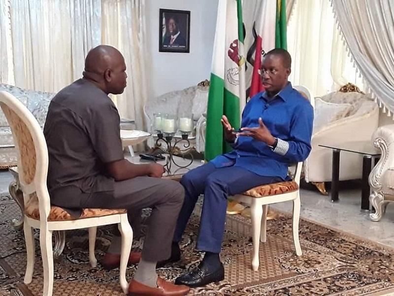 Okowa: ''Smart Agenda'' And Leadership Gaps – By Jerome-Mario Utomi
