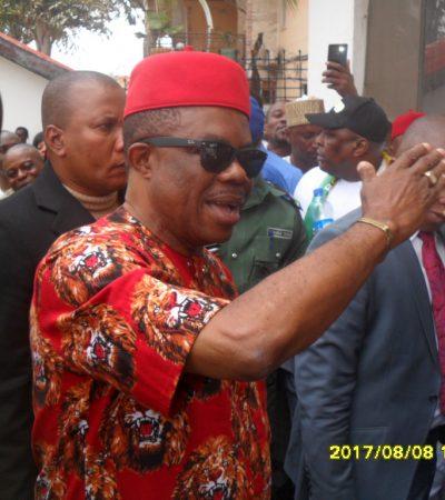 …Obiano's Achievements Cofounds Critics – By Odaa Opuo