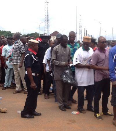 APC Primary: Protests, Bribery Allegation Rocks Election