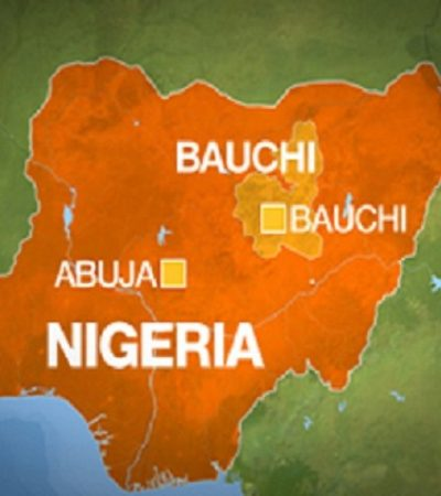 500 thugs surrender to Police, in Bauchi, 500 arrested for various offenses