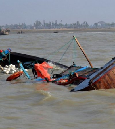 Baby, Pregnant Mum, 2 Others Feared Dead In Anambra Boat Mishap