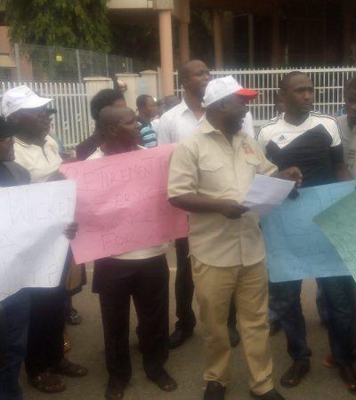 CCB Staff Rejects SGF Imposition, Reveals Why Looters May Go Free Inspite War On Corruption