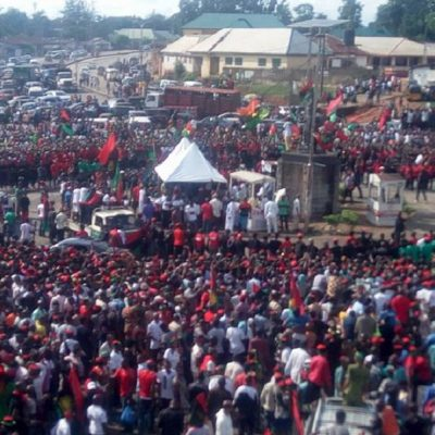 "May 30: ""We Congratulate Biafrans"" – IPOB"