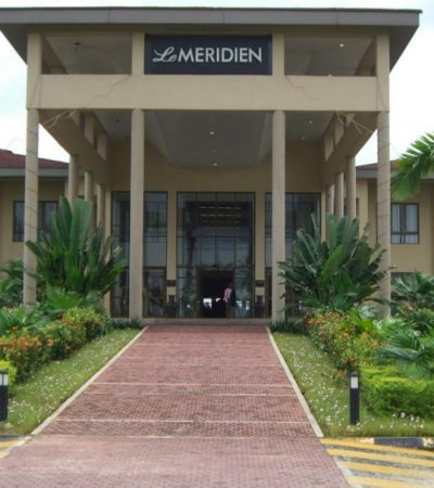 Why We Chose To Audit Activities Of Le-Meridien Ibom Hotel – Governor Emmanuel
