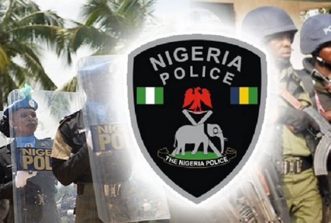 The Police Special Forces And Other Tactical Units Fully On Ground In Benue State