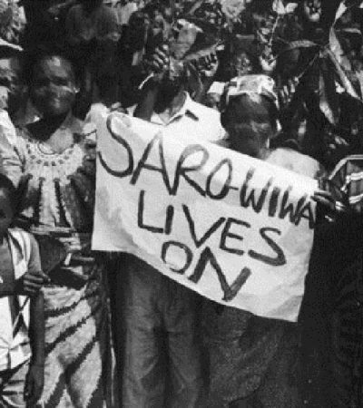 Shell Thought Saro-Wiwa's Death Will Pave Way For Their Return to Ogoniland