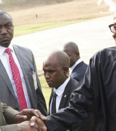 Buhari's Return: NANS Rejoices, Demands Immediate Sacking Of Federal Cabinet