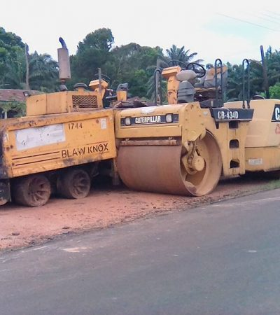 Fuse As Okowa's Political Associate Allegedly Abandons N1.3 Billion Road Project