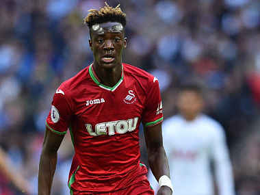 Our meeting with England U-21 starlet Tammy Abraham was positive, claims Nigerian football chief