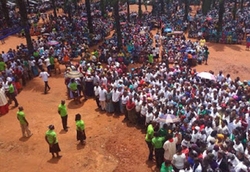 Igbo Freedom: Onitsha Holds Prayer Summit