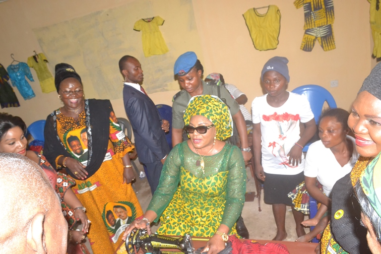 [Photos] Anambra Boost To Empowerment