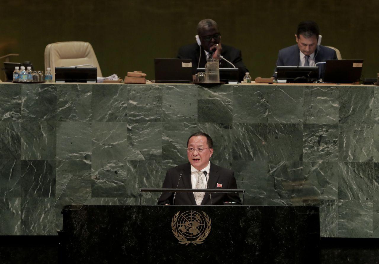 NKorea: Trump Insult Makes Attack On US 'More Inevitable'