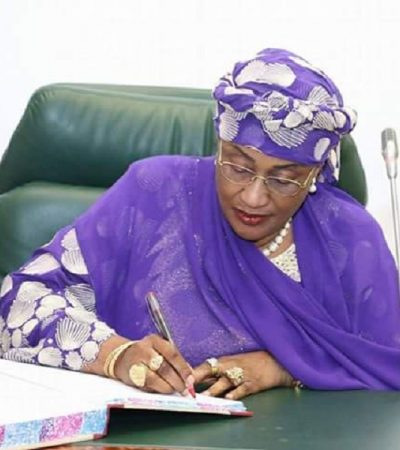 Leave Aisha Alone – APC Warns Political Detractors