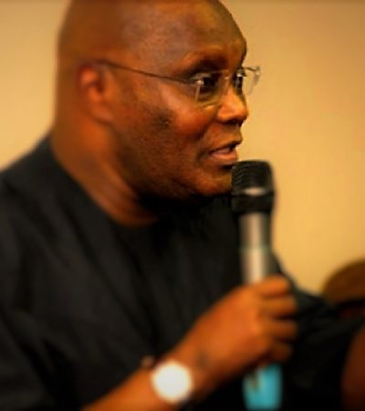 Atiku: PDP Savours Outpouring Of Solidarity, Goodwill From Nigerians