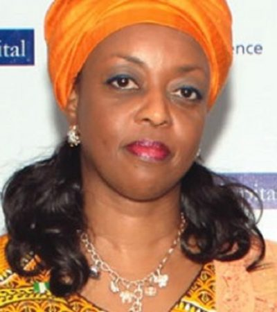 Court Adjourns Forfeiture Ruling on Diezani's $40m Jewelry toSept 10