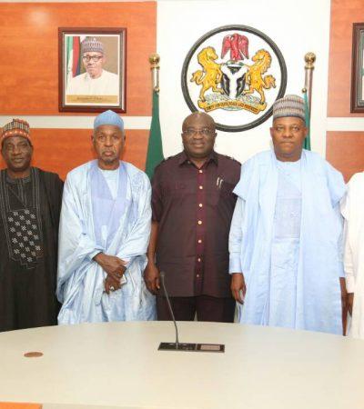 Northern Governors Meet Ikpeazu
