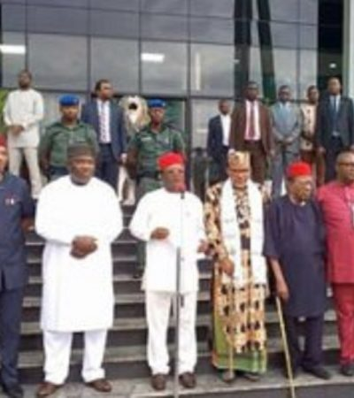 MASSOB Lauds South-East Governors, Ohaneze Meeting With Nnamdi Kanu