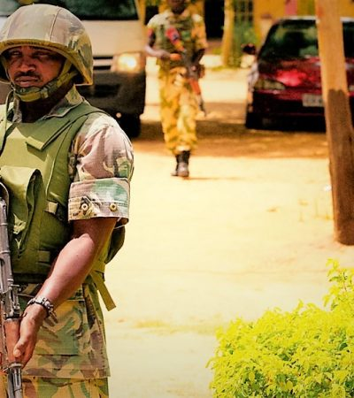 Buratai Withdraws Soldiers From Nnamdi Kanu's Home