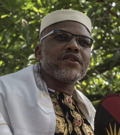 """Nnamdi Kanu Is Not In Hiding"" – IPOB"