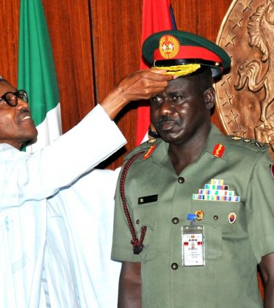 Like His Ransack of UN Offices, Is Buratai Looking For Shekau In Umuahia?
