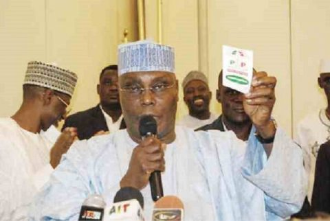 Ex-VP Atiku Abubakar Commends Acting President Osinbajo Over Sack Of DSS Chief