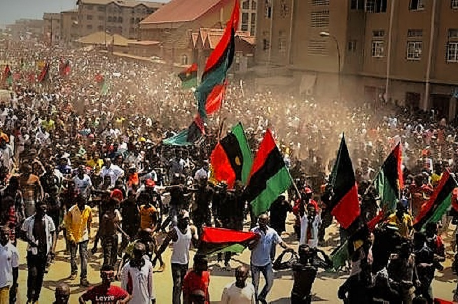 IPOB Appreciates Rousing Welcome OF Nnamdi Kanu In USA