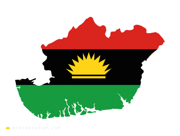New Govt, Biafra National Guard Announces 30 Provinces And Capitals