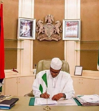 President Buhari Didn't Snub Gov Ganduje In Daura