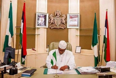Buhari Signs Three Bills Into Law