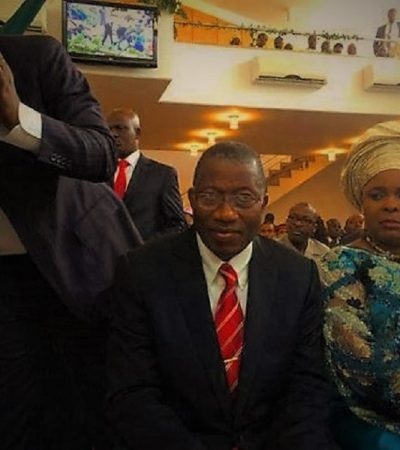 Jonathan Disowns Turnah, Says I'm Not Quarreling With Dickson