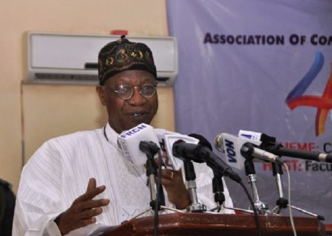 You Can't Censor The Media, PDP Tells Lai Mohammed